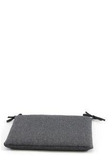Set Of 2 Cayman Grey Seat Pads