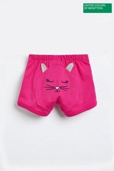 Benetton Cat Shorts