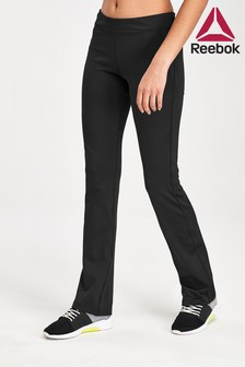 Reebok Black Workout Ready Bootcut Leggings