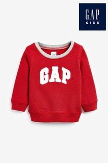 Gap Pullover mit Logo, Rot