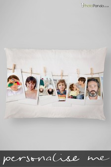 "Personalised Polaroid 18x24"" Cushion by Photo Panda"
