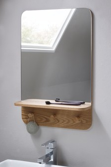 Oakley Mirror With Hooks
