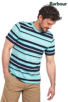 Barbour® Mint Port Stripe T-Shirt