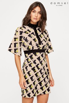 Damsel In A Dress Multi Dulcie Print Dress