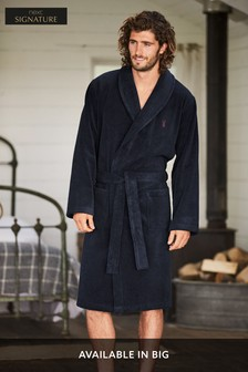 Signature Towelling Dressing Gown