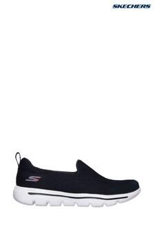 Skechers® Go Walk Evo Wide Fit Trainers