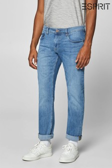 Esprit Washed Straight Fit Jeans