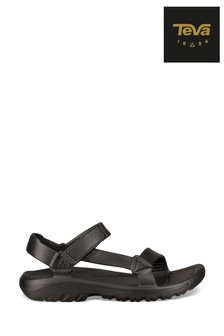 Teva® Black Hurricane Drift Sandals