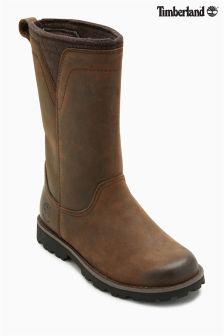 Timberland® Brown Cedar Grove Waterproof Pull-On Boot