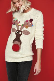 924c841c3afe Women s knitwear Jumpers Christmas Sweater Christmassweater