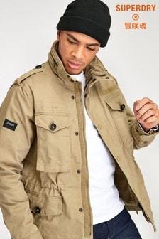 Superdry Beige Field Jacket