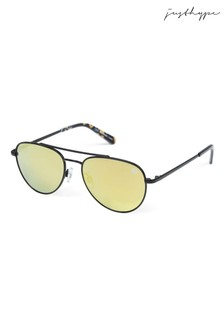 Hype. Sunflowers Pilot Sunglasses