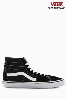 Vans Black/White Sk8 Hi