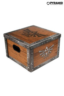 Pyramid The Legend of Zelda Treasure Chest Storage Box