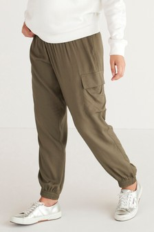 Maternity Cargo Trousers