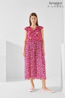 Brogger x Label Floral Dress