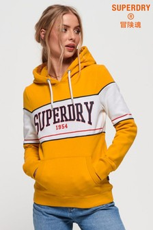 Superdry 1954 Mock Appliqué Hoody