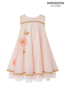 Monsoon Baby Dragonfly Swing Dress