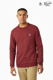 Original Penguin® Sticker Pete Crew Next Sweatshirt
