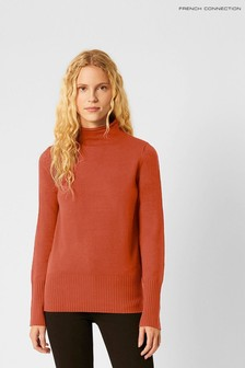 French Connection Orange Jumper