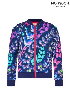 Monsoon Children Multi Echo Bomber Jacket