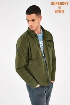 Superdry Khaki Field Jacket