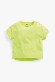 Boxy Cropped T-Shirt (3-16yrs)