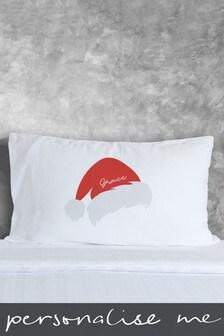 Personalised Kids Santa Pillowcase