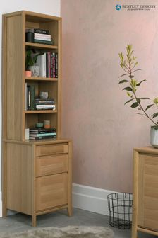 Bergen Filing Cabinet and Narrow Top Unit Set by Bentley Designs