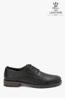 נעלי דרבי מעור