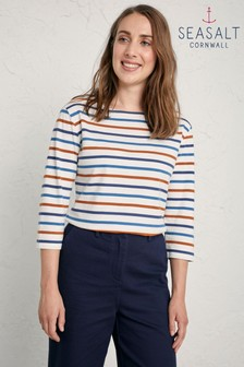 Seasalt Natural Sailor Top