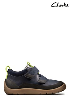 Clarks Blue Play Hike T Sports Boots