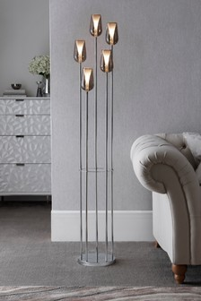 Cooper 5 Light Floor Lamp