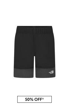 The North Face Black Swim Shorts
