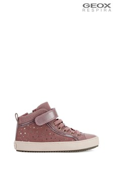 Geox Girls Kalispera Pink Shoe