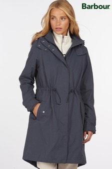 Barbour® Coastal Showerproof Summer Acomb Parka Coat