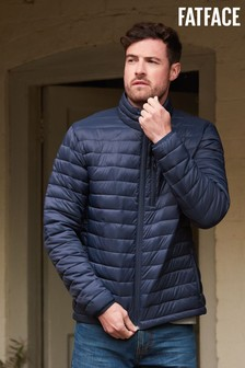 FatFace Blue Falmouth Padded Jacket