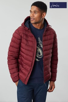 Joules Hooded Go To Padded Jacket