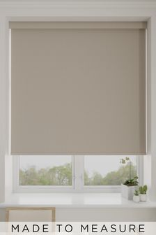 Kiri Sand Natural Made To Measure Roller Blind