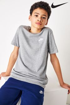 Nike Grey Futura T-Shirt