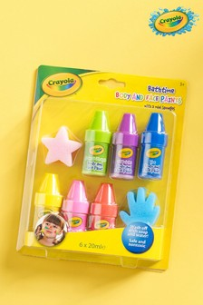 Crayola Face And Body Paints Gift Set