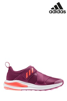 adidas Run Purple FortaRun Junor & Youth Trainers