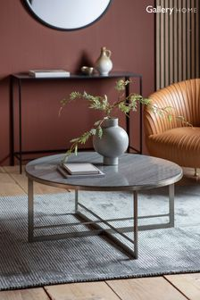 Necton Silver Coffee Table By Hudson Living
