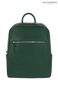 Accessorize Green Judy Backpack