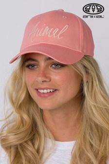 Animal Pink Hazy Adjustable Cap