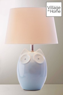 Village At Home Hector Table Lamp