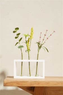 3 Pack Brighton Floral Test Tubes