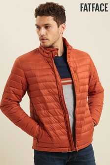 FatFace Orange Falmouth Padded Jacket