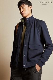 Ted Baker Blue Kaptain Jacket