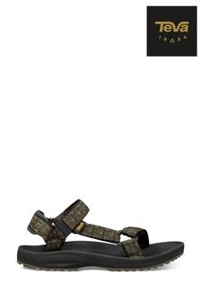 Teva® Black/Green Winsted Sandals